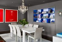 Interior Design - Dining room