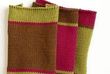Machine Knitting / by Sweet Yarns