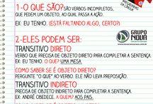 estudando português