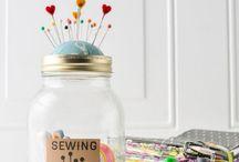 Gettin crafty / by Hillary Leech