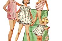 Vintage Sewing Patterns / by Lisa Myers