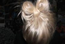 hair! / by MacKenzie