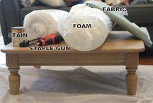 Footstool/coffee table
