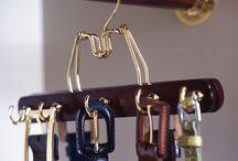 Garderoba - najlepsze pomysły / Pomysły jak urządzić i uporządkować swoją garderobę. Czasem mnie oznacza lepiej.