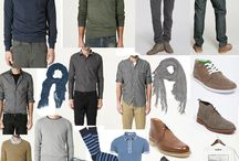Euro Travel Outfit Men