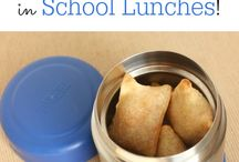 Kids lunches / by Amy Bertram