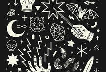 Símbolos / drawing inspiration