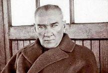 Mustafa Kemal Atatürk / Türkiye Cumhuriyeti'nin Kurucusu ve Ebedi Şefi