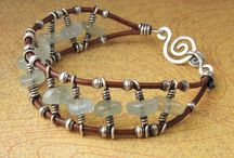 jewelry making & ideas / by Ruth Hillman