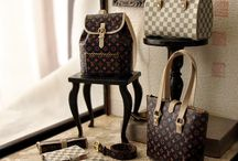 mini bags and suitcases