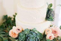 Spring Wedding Inspirations / Spring wedding styling inspiration