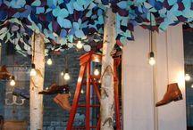 My work - Installation Design / Installation design by Kingston Lafferty Design