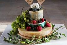 Cheese Wedding Cakes / Some of the cakes we have created