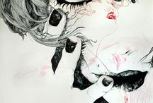 Illustrations / by Mélanie Anna Caru