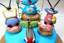 torte personaggi