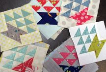 Bitty quilt blocks