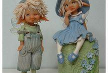Fairy Puppets etc.