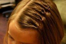 hair włosy