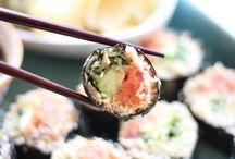 Sushi-Type Stuff