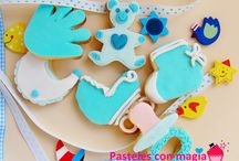 Galletas decoradas -cookies