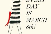 8 March