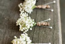 Rustic details for wedding and Celebrations