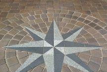 Kompass innkjørsel
