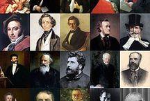 Lær om komponister