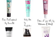 Drugstore dupes/oily skin
