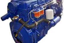 Ford Dover Replacement Engine / Ford Dover engines and new replacement marine engines for Ford Lehman engines.