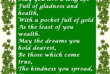Irish Blessings (St. Patrick's Day Quotes) / Irish Blessings, Quotes and Sayings