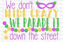 Projects-Mardi Gras