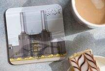 Linescapes - Giftware / A selection of giftware designed by Linescapes and inspired by our architectural portraits