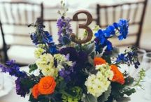 { Table Number Ideas }