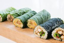 Wraps and rolls