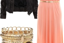 Outfits / by Sarah Richard