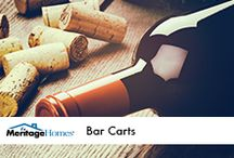 Bar Carts / by Meritage Homes