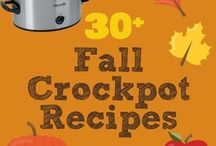 crockpot meals / by Tiffany McNett Fisher