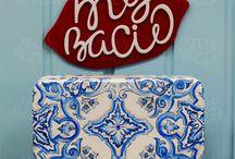 Mybacio clutch / Clutches of the Russian brand