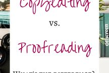 Best of Turner Proofreading Blog / All my best blog posts in one place. Tips for people who work from home, freelancers, small business owners, proofreaders, and people who want to become more productive..