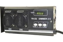 Dimmer DMX 2 canales Triton Blue