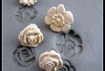 ceramika, stemple