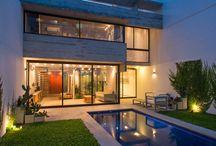Maison Architecte béton / Découvrez une sélection plus belles maisons d'architecte construites intégralement en béton