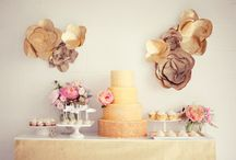 Wedding Cake / by Liz Baughier