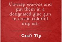 Let's CRAFT (tips) / Great crafting tips