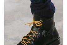 [ shoes & socks & legs ]