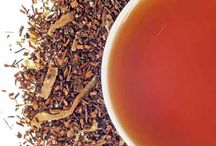 Warming Winter Teas / We love warming up with these teas on a cold, wintery day.  Holiday teas add an extra special touch to your winter festivities!