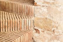 brick stair & entrance