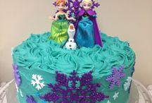 Chloe's frozen party