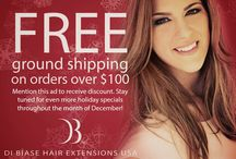 Di Biase Promotions / Di Biase Hair Extensions USA promos, coupons, discounts, specials and more.